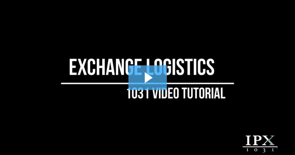 Exchange Logistics video